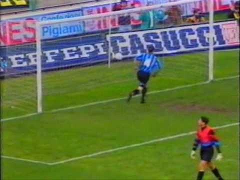 Inter 4-1 Lecce 1993/94