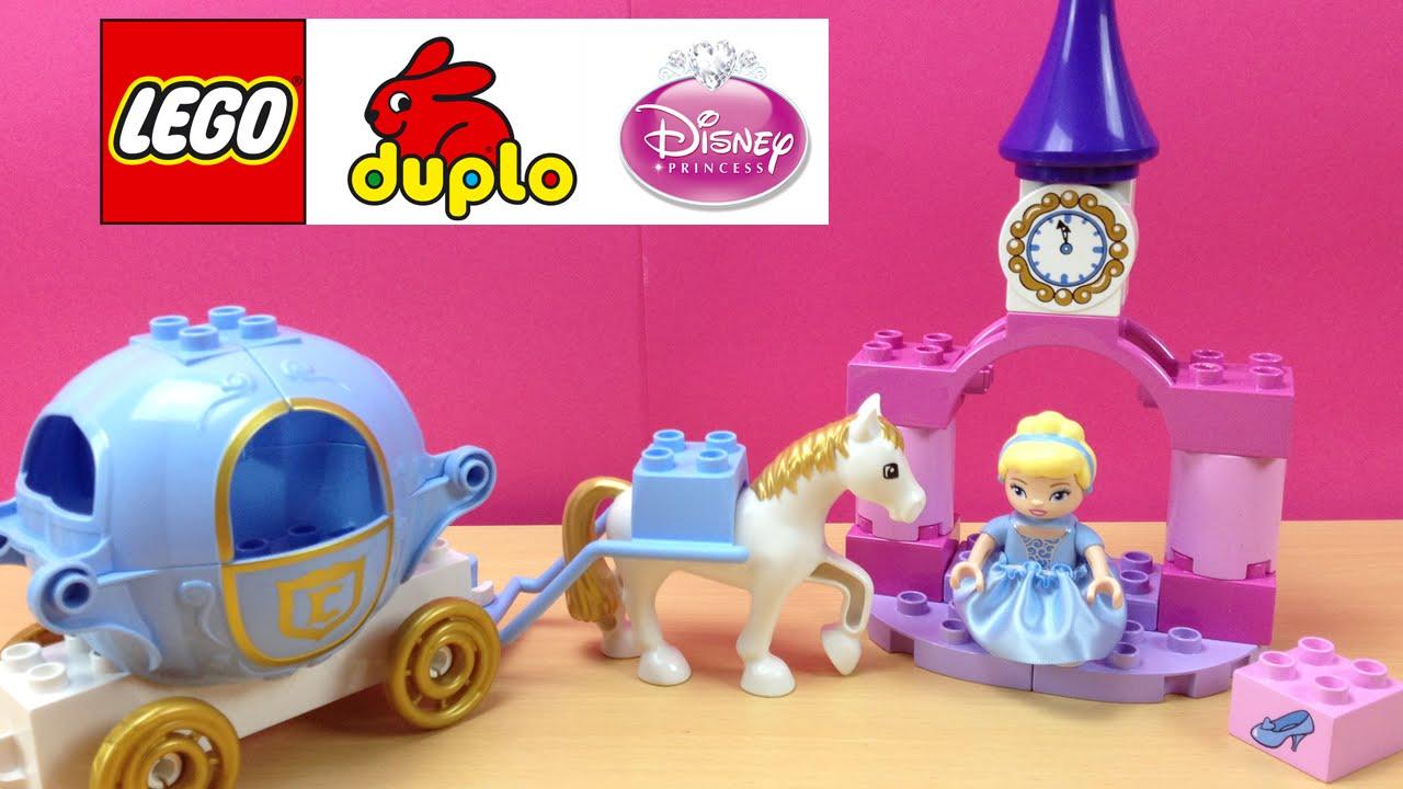 La cenicienta lego duplo princesas disney la carroza de - Carroza cenicienta juguete ...