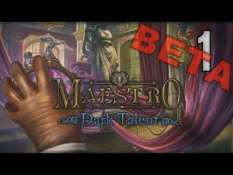 Maestro 4: Dark Talent - Beta Survey Demo - Preview - OPENING - Part 1