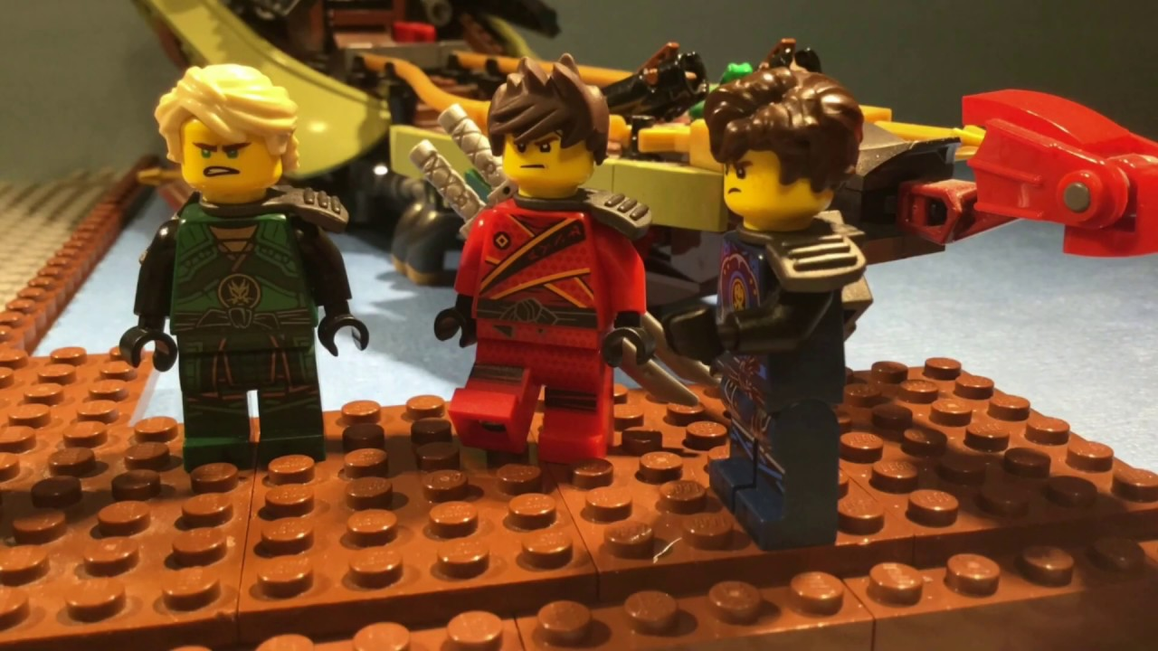 Download Ninjago Rise of Anarchy EPISODE 4: Nindroid Lost in HD,MP4,3GP