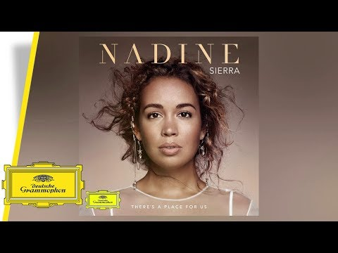 Nadine Sierra - There's a Place for Us (Interview 1) Mp3