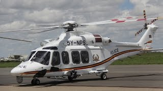 Kenya acquires modern chopper to tackle insecurity