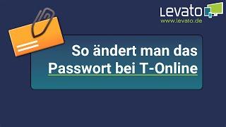 Levato.de | Achtung Spam! Passwörter geknackt! So ändert man das Passwort bei T-Online