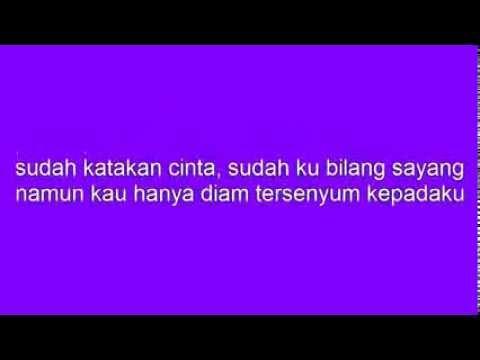 Afgan - Panah Asmara ( lirik )