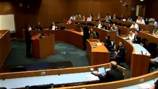 """""""Corporations, the Constitution and Democracy"""" with Loyola Law School (Part 4 of 4)"""