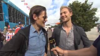 Video 2012.08.03 Matt Smith & Sam Hoare interview on 2012 London Olympic Rowing download MP3, 3GP, MP4, WEBM, AVI, FLV Juni 2017