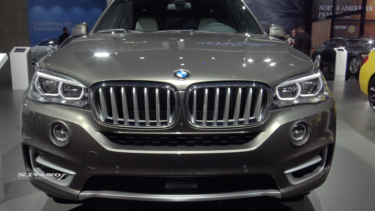 2018 Bmw X5 Xdrive 40e Iperformance Exterior And Interior Walkaround La Auto Show 2017