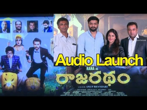 Rajaratham Movie Audio Release Function