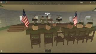Roblox United States Army #1 [FrostBiteTR]