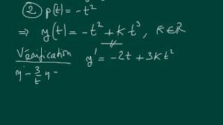 mat126 Equa diff : var. de la constante