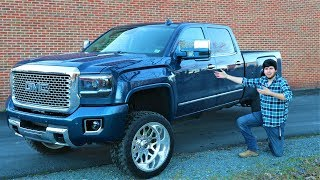 BUYING MY DREAM TRUCK AT AGE 18