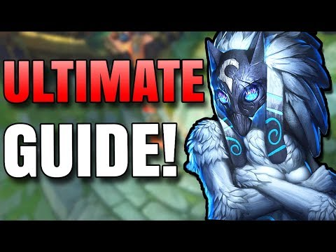 How to KINDRED IN CHALLENGER S8!