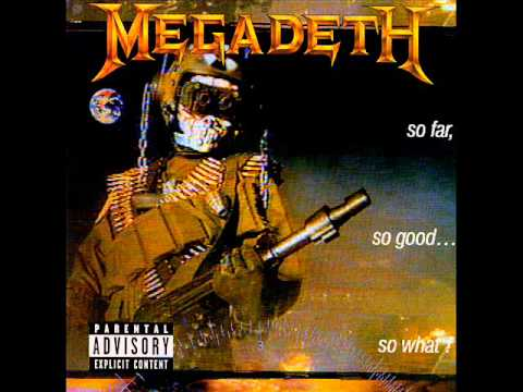 Megadeth - Set the World Afire [Lyrics]