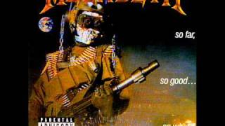Megadeth - Set the World Afire [Lyrics]