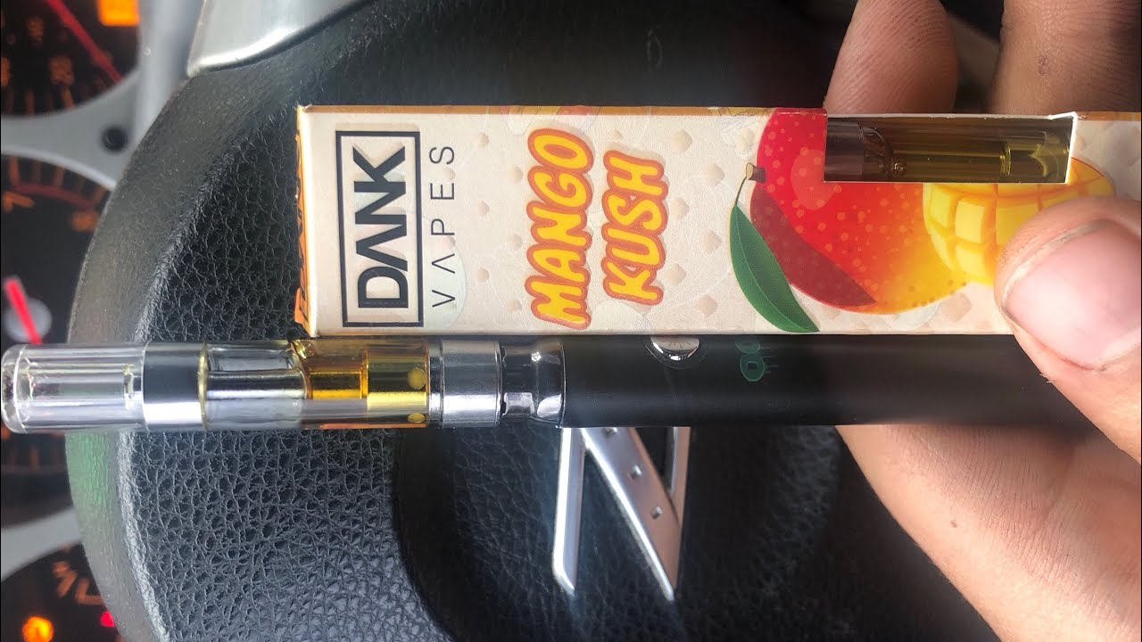 Dank Vapes~ Mango 🥭 Kush Review