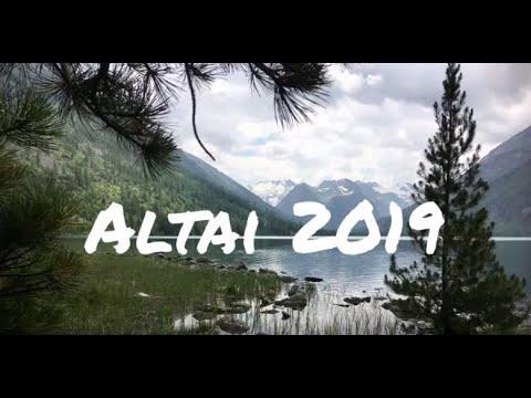 Altai mountains, Russia - 2019