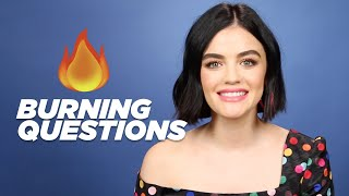 Lucy Hale Answers Your Burning Questions