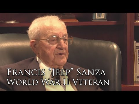"Full Interview: Francis ""Jeep"" Sanza (Part I)"
