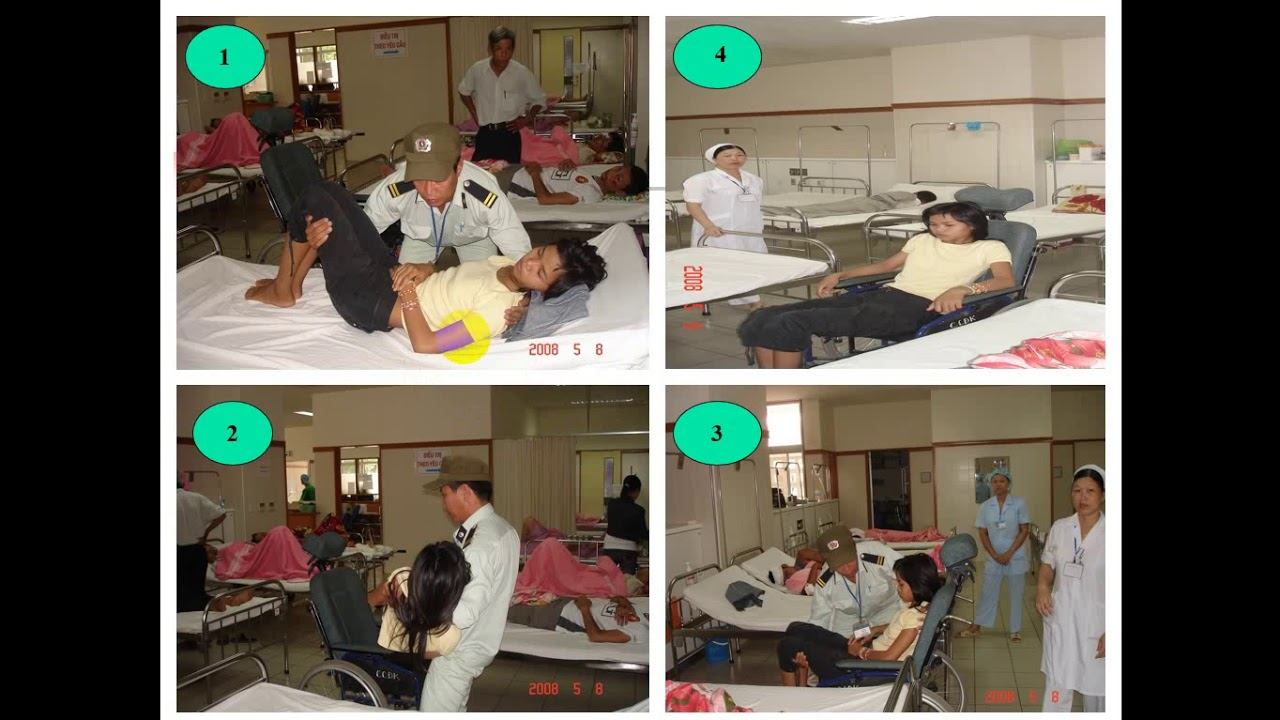 Bài giảng Vận chuyển bệnh nhân