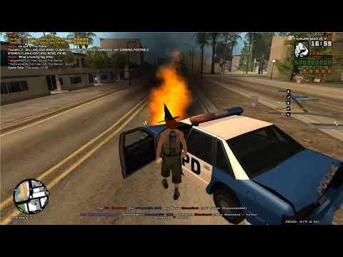GTA:SAMP - CrazyBob's CnR (#47) - Medical Malpractice