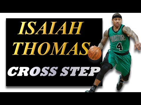 Isaiah Thomas Cross Step Move: Change Speeds to Blow by Your Defender & Score in the Paint