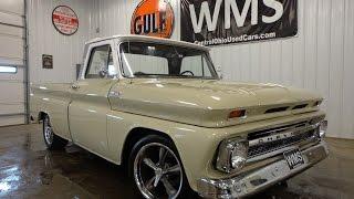 1965 Chevrolet C-10 Pickup Truck For Sale WMSOhio Andy Swavel Upper Sandusky