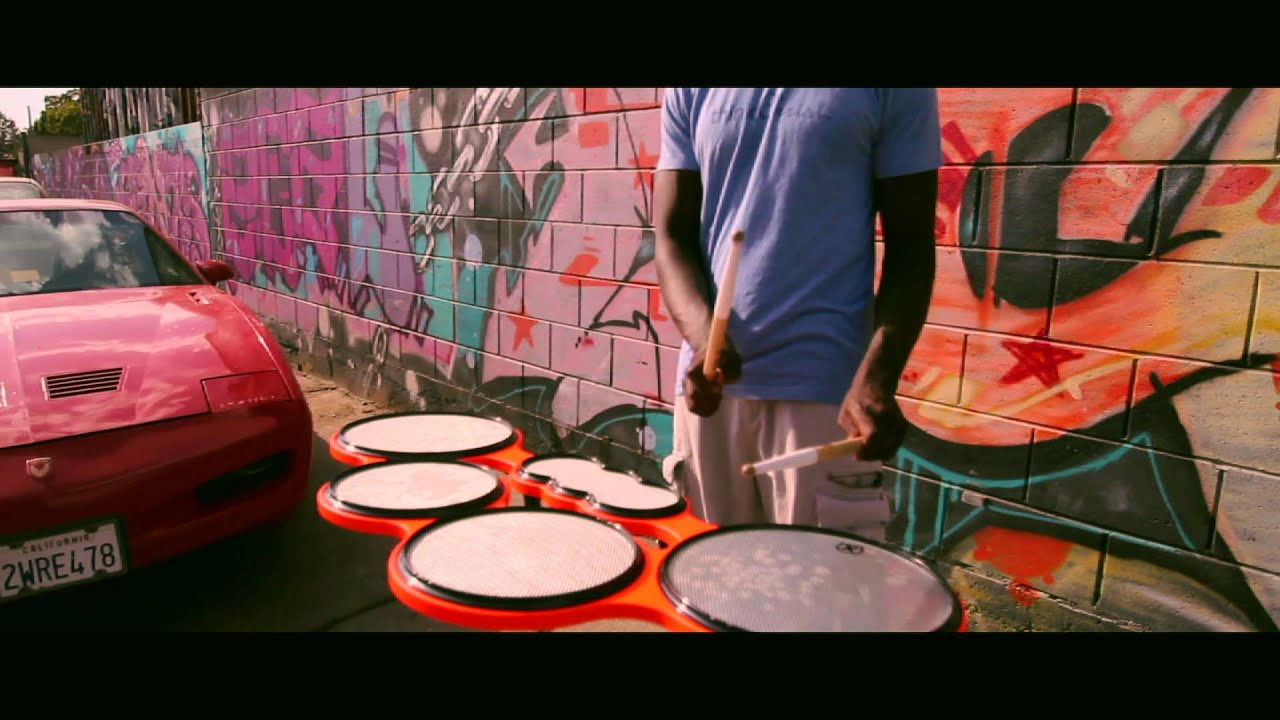 Xymox Percussion New Tenor Pad Preview Promo 2013 Youtube