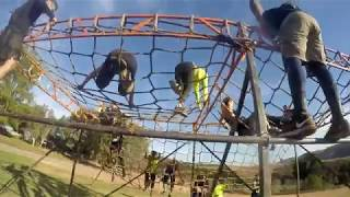 Terrain Race 5k Mud Run, Irvine Lake California 2017