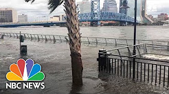 Flooding In Jacksonville After Hurricane Irma   NBC News