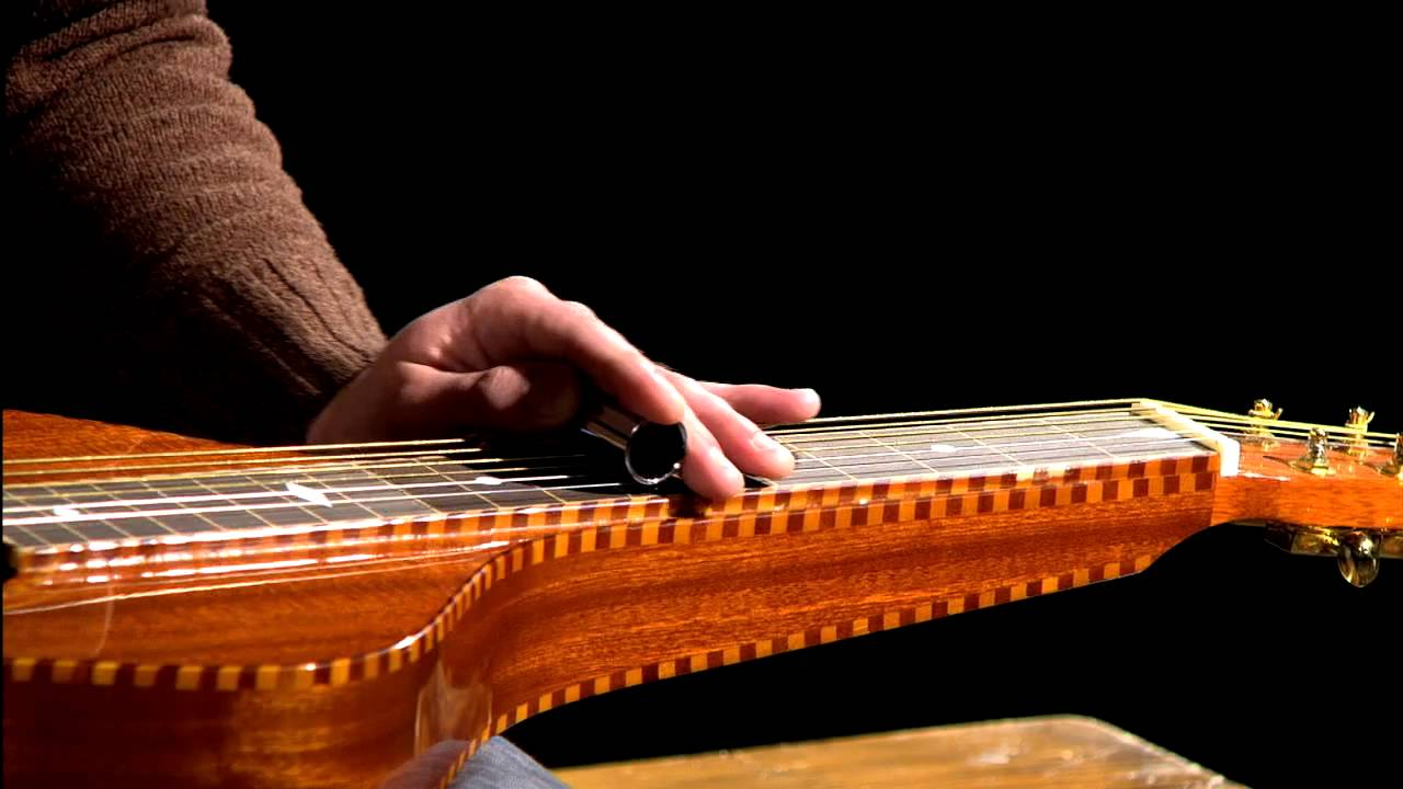 How To Play Lap Steel Guitar