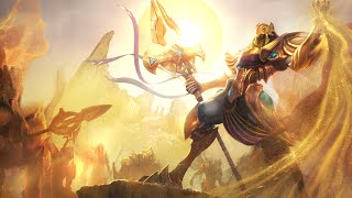 Repeat youtube video League of Legends AZIR Login Theme