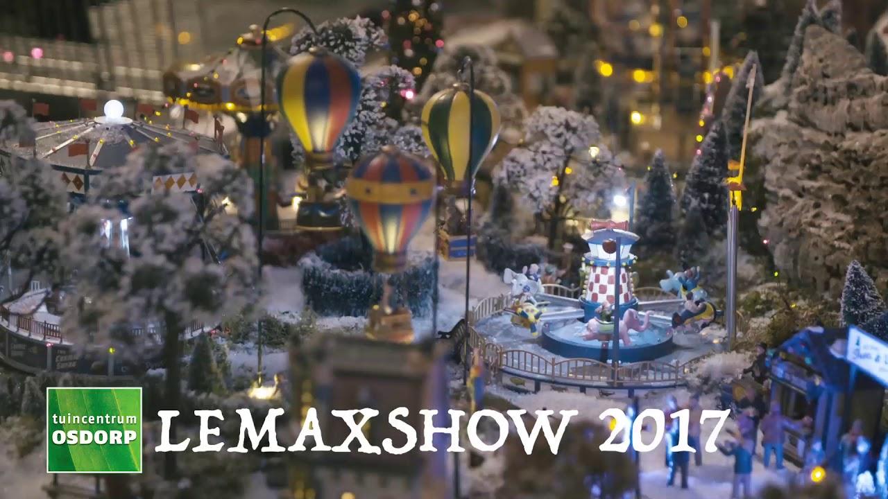 Lemax kerstdorp 2017 tuincentrum osdorp amsterdam youtube for Tuincentrum amsterdam