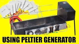 Barbeque Roller Using TEC Peltier [DIY]