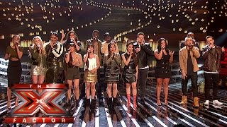 Visit the official site: http://itv.com/xfactor final 11 take to x factor stage perform coldplay's hit single fix you. subscribe: http://bit.ly/tx...