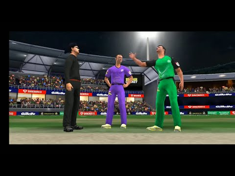 BBL Semi Final 2019 - Hobart Hurricanes vs Melbourne Stars Big Bash League Official aNdroid IOS Mp3