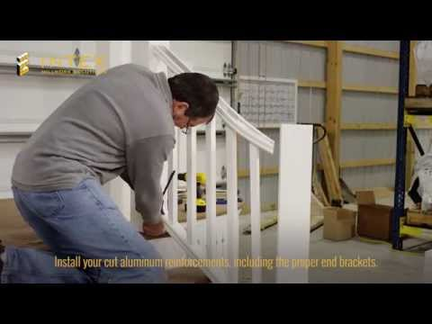 Radius Stair Install Instruction Video
