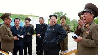 Ким Чен Ын уволил руководство армии КНДР/ Новости