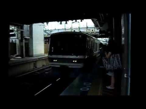 【入線】JR奈良線みやこ路快速 東福寺駅 JR Nara Line Tōfukuji Station Arrival