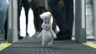 TV Spot - GEICO - Happier Than Pillsbury Doughboy