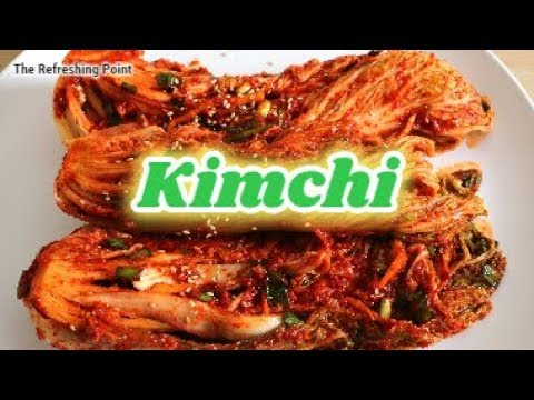Vegan and Traditional Kimchi Have Same Microbes - Kimchi Without Fish Products with Same Bacteria