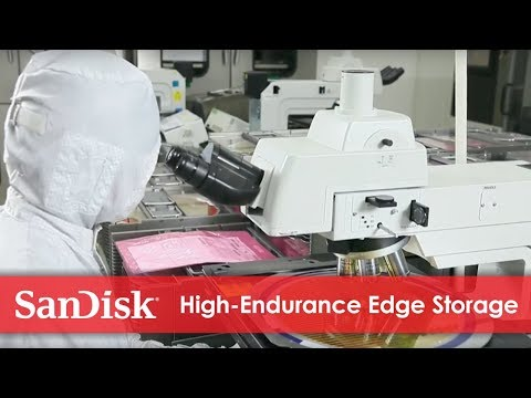 High-endurance edge storage for commercial video systems