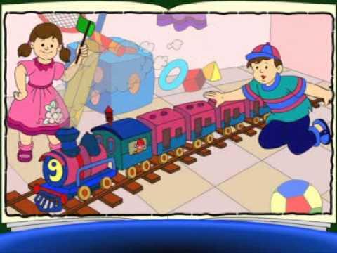 Download Engine-Engine Number Nine - Nursery Rhyme for Kids