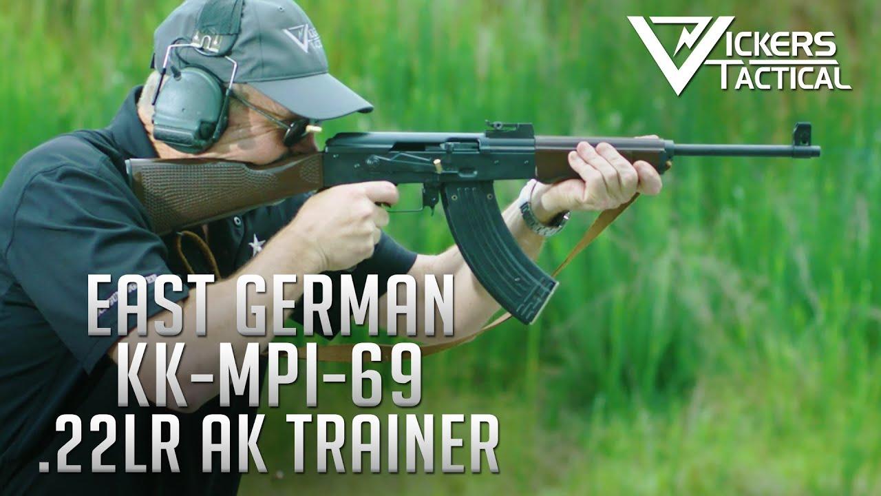East German KK-MPI 69 Training Rifle