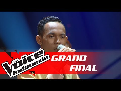 Aldo - Takkan Terganti (Kahitna)  | GRAND FINAL | The Voice Indonesia GTV 2018