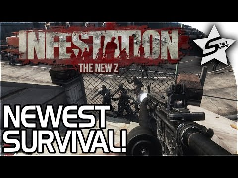 FREE & NEW Survival Game!! - Infestation: The New Z Gameplay