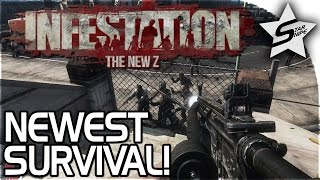 FREE & NEW Survival Game!! - Infestation: The New Z Gameplay Part 1