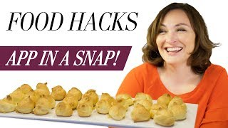 App in a Snap! | Food Hacks from the Washington Post