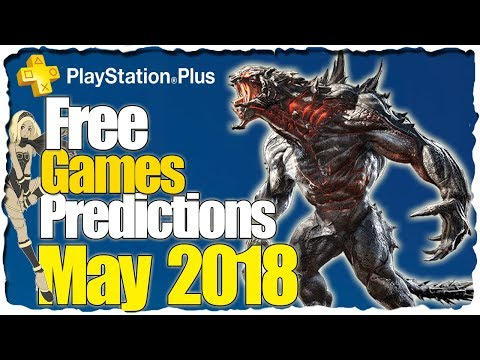 may ps plus games 2018