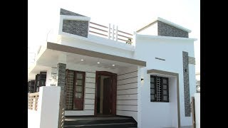 2BHK 800 Sqft house in 3.360 Cents at Thirumuppam near Varapuzha - 36 Lakhs