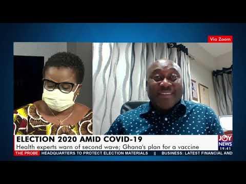 Election 2020 Amid Covid-19 – The Probe on JoyNews (23-11-20)